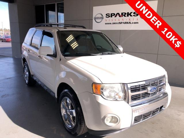 2012 Ford Escape Limited [2]