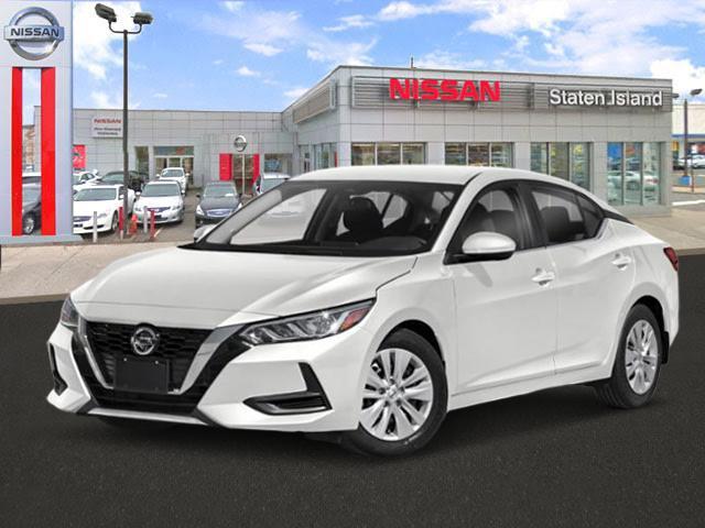 2021 Nissan Sentra SV [1]