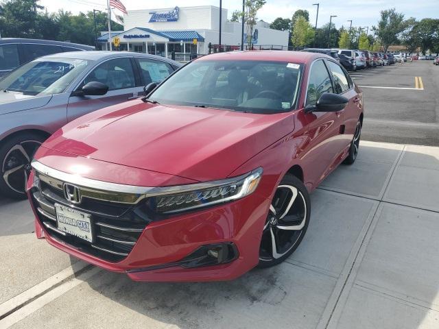 2021 Honda Accord Sedan Sport SE for sale in Levittown, NY