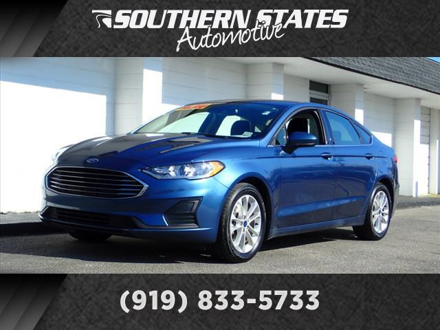 2019 Ford Fusion SE for sale in Raleigh, NC