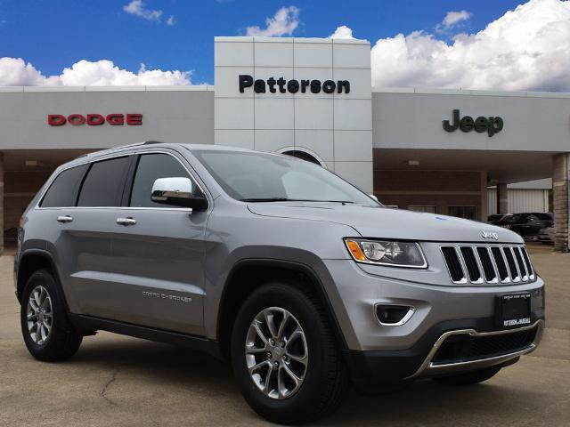 2016 Jeep Grand Cherokee Limited [1]