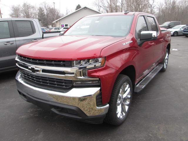 2021 Chevrolet Silverado 1500 LT for sale in Colon, MI