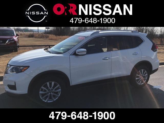 2019 Nissan Rogue SV [8]