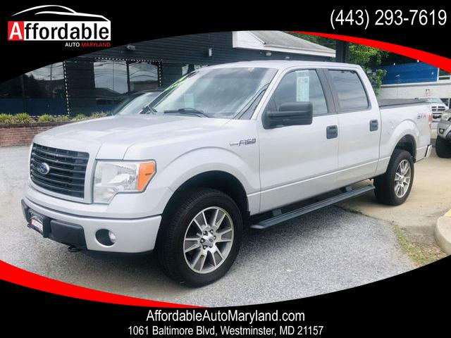 2014 Ford F-150 STX for sale in Westminster, MD