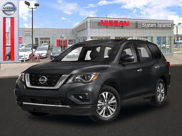 2020 Nissan Pathfinder S [4]