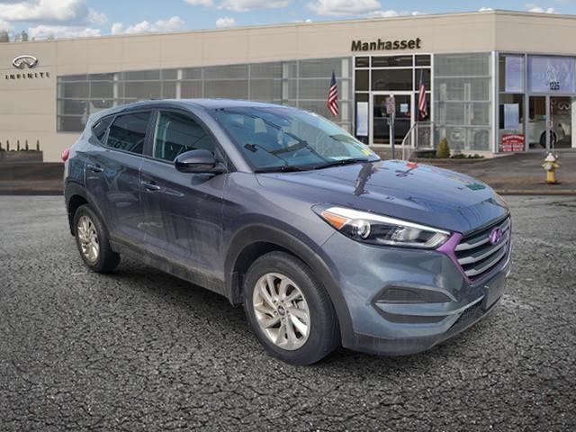 2018 Hyundai Tucson SE [1]