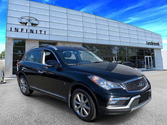 2017 INFINITI QX50 AWD [6]