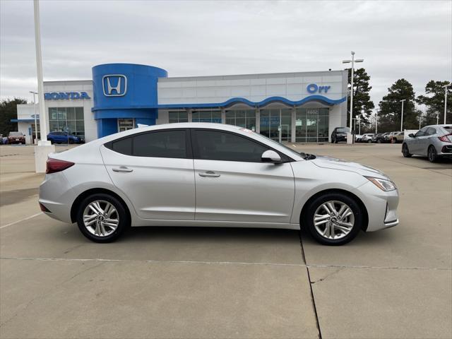 2019 Hyundai Elantra SEL [17]