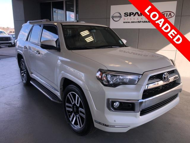 2018 Toyota 4Runner Limited [9]