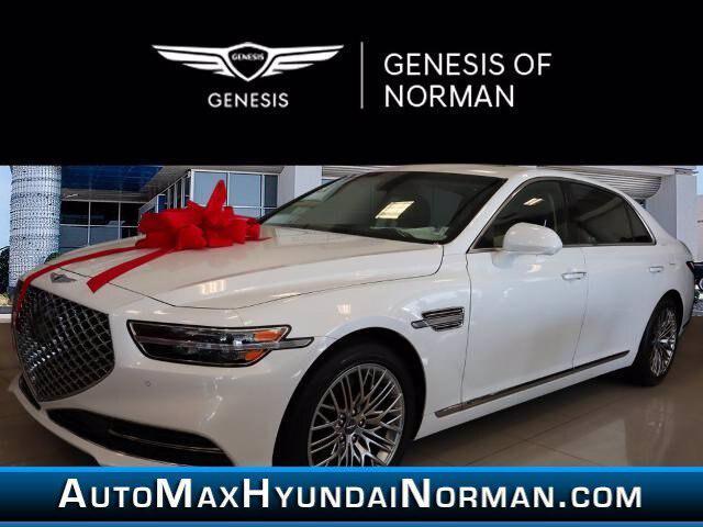 2021 Genesis G90 3.3T Premium for sale in Norman, OK