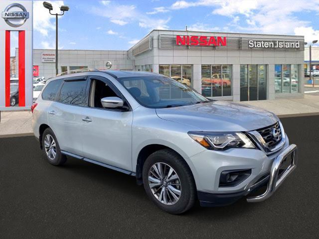 2018 Nissan Pathfinder SV [5]