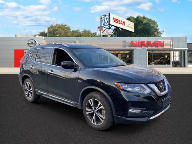 2018 Nissan Rogue AWD SL [14]