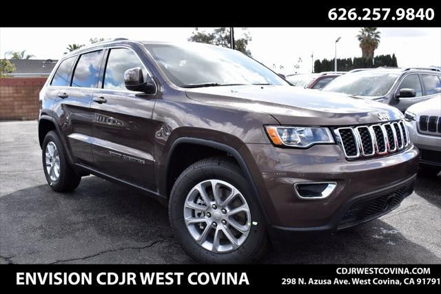 2021 Jeep Grand Cherokee Laredo E for sale in West Covina, CA