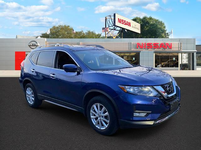 2017 Nissan Rogue AWD SV [8]