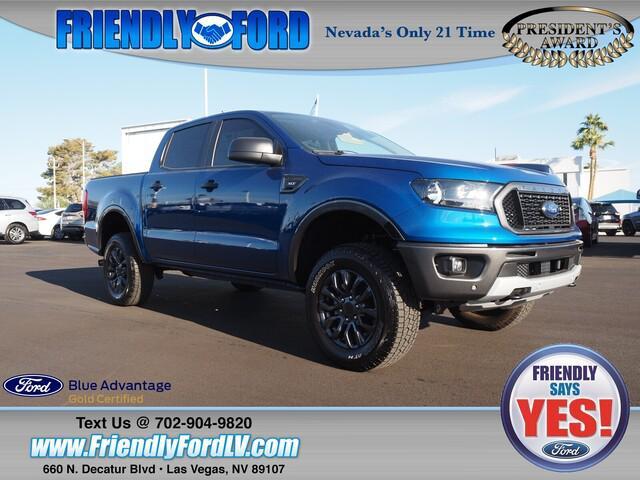 2020 Ford Ranger XLT for sale in Las Vegas, NV