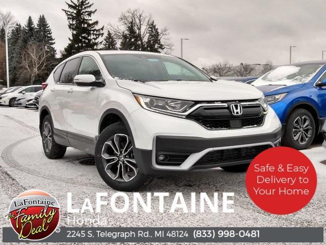 2021 Honda Cr-V EX-L for sale in Dearborn, MI