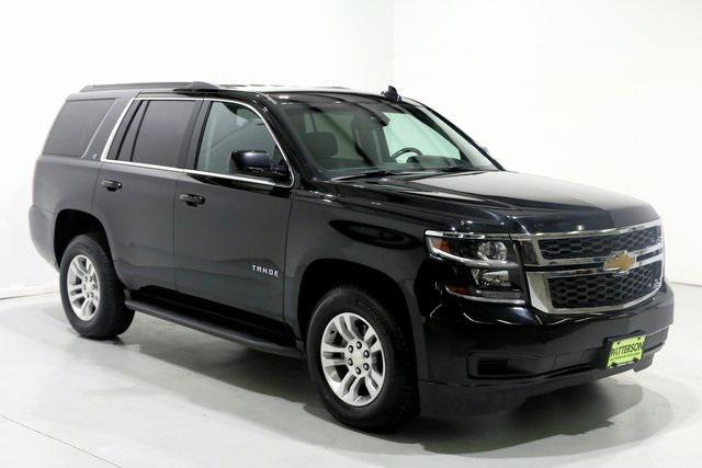 2017 Chevrolet Tahoe LT [19]