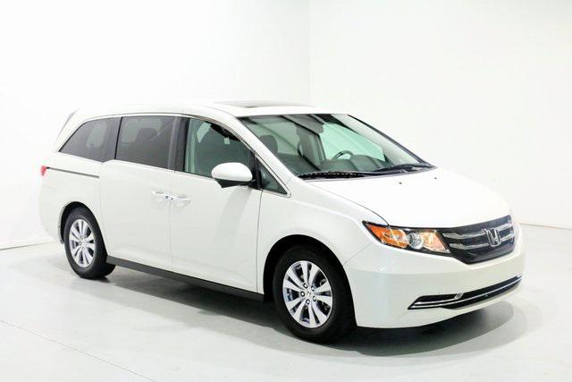2016 Honda Odyssey EX-L [8]
