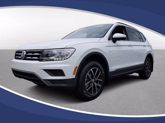 2021 Volkswagen Tiguan SE for sale in Cary, NC
