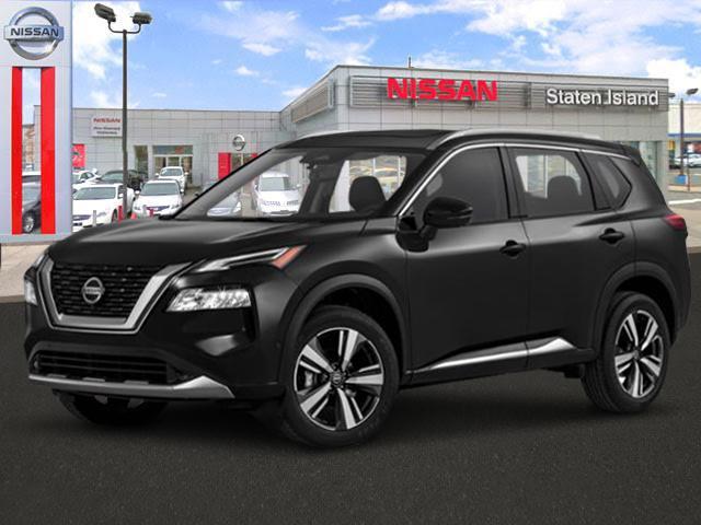 2021 Nissan Rogue SV [17]