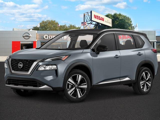 2021 Nissan Rogue SL [3]
