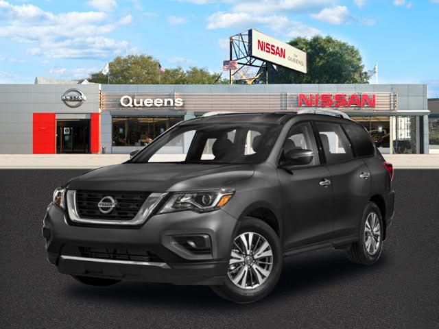 2020 Nissan Pathfinder S [5]