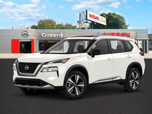 2021 Nissan Rogue S [13]