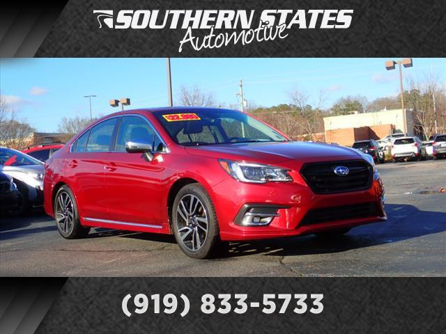 2019 Subaru Legacy Sport for sale in Raleigh, NC