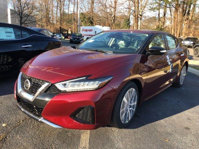2021 Nissan Maxima SV for sale in Chesapeake, VA