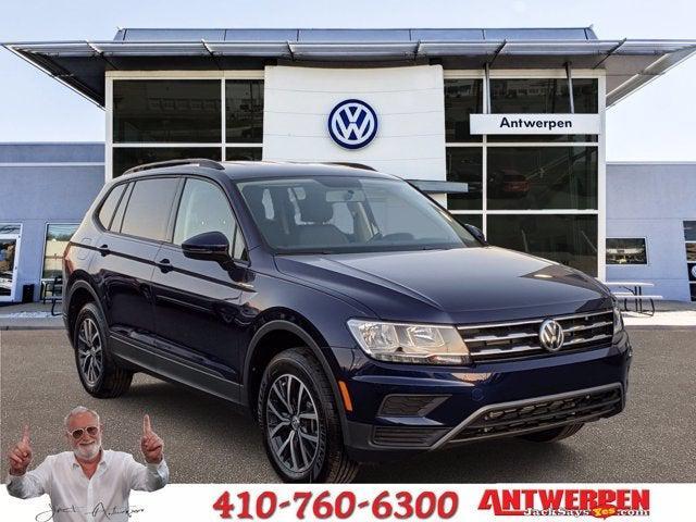 2021 Volkswagen Tiguan S for sale in Pasadena, MD