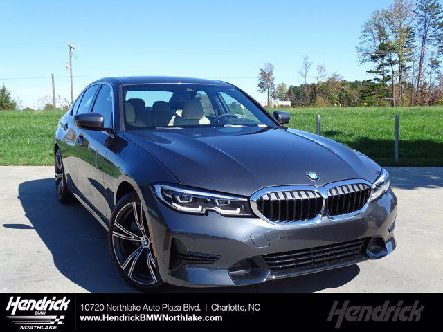 2021 BMW 3 Series 330i for sale in Charlotte, NC