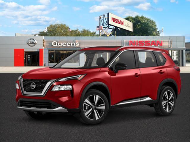 2021 Nissan Rogue SV [15]