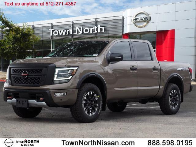2021 Nissan Titan PRO-4X for sale in Austin, TX