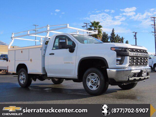 2021 Chevrolet Silverado 2500Hd Work Truck [1]