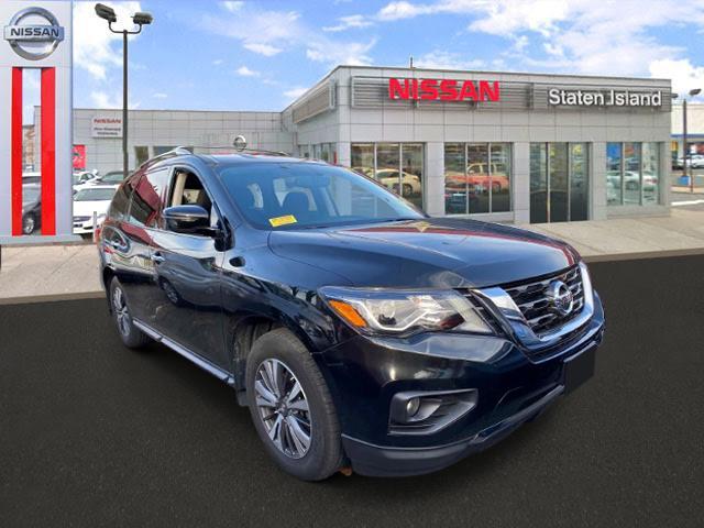 2017 Nissan Pathfinder SV [4]