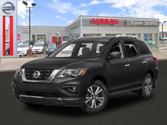 2020 Nissan Pathfinder SV [9]