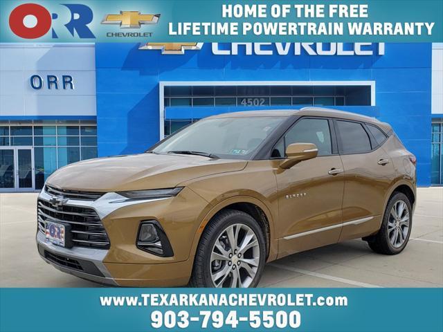 2019 Chevrolet Blazer Premier [7]
