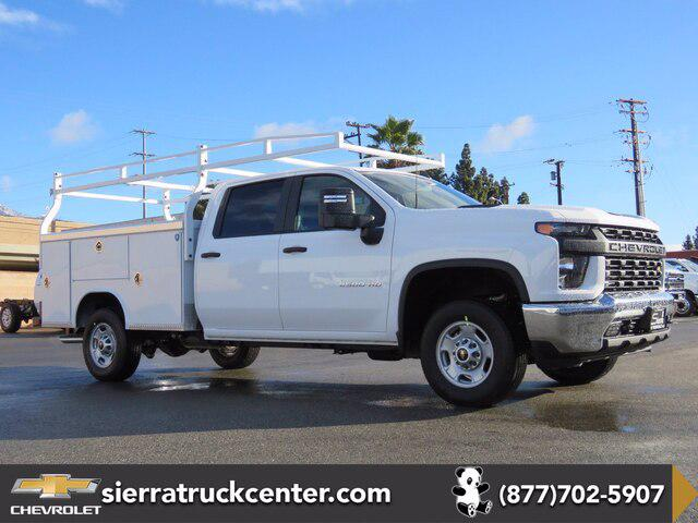 2021 Chevrolet Silverado 2500Hd Work Truck [2]