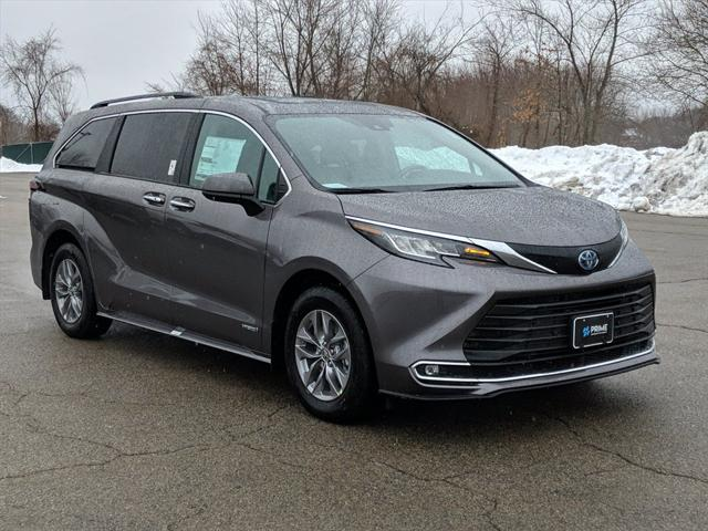 2021 Toyota Sienna XLE for sale in Boston, MA