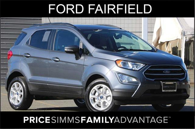2021 Ford EcoSport SE for sale in Fairfield, CA