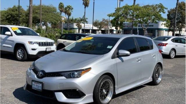 2017 Toyota Corolla Im CVT (Natl) for sale in Santa Ana, CA