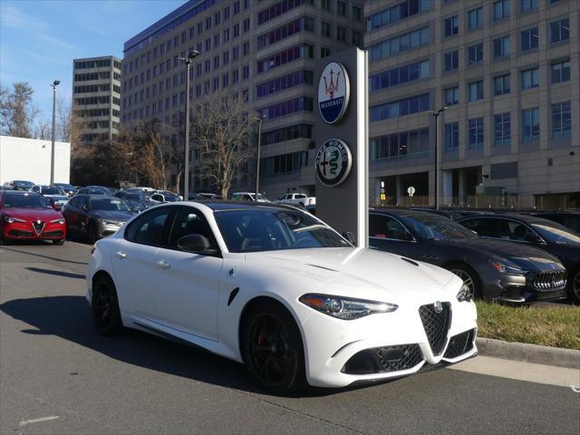 2020 Alfa Romeo Giulia Quadrifoglio for sale in Vienna, VA