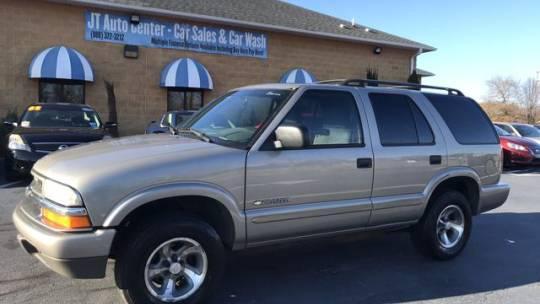 2004 Chevrolet Blazer LS for sale in Sanford, NC