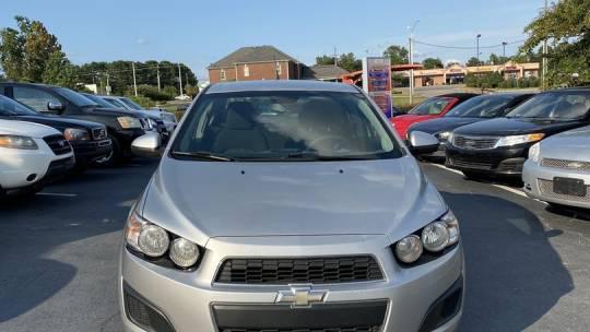 2013 Chevrolet Sonic LT for sale in Sanford, NC