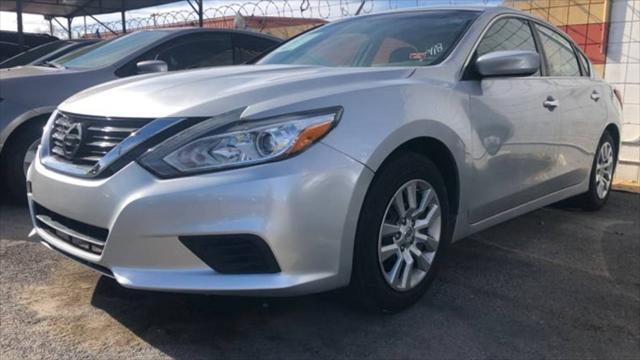 2016 Nissan Altima 2.5 S for sale in Las Vegas, NV