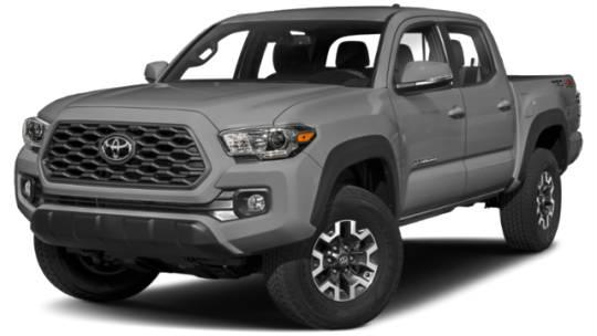 2020 Toyota Tacoma 4Wd TRD Off Road for sale in Dallas, TX