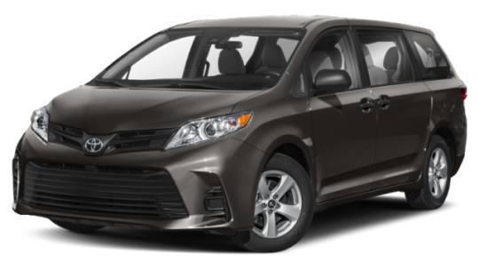 2020 Toyota Sienna LE for sale in Dallas, TX
