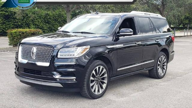 2019 Lincoln Navigator Select for sale in Pembroke Pines, FL