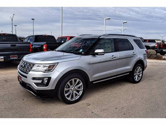 2016 Ford Explorer Limited for sale in Midland, TX