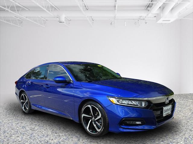 2019 Honda Accord Sedan Sport 1.5T for sale in Winchester, VA